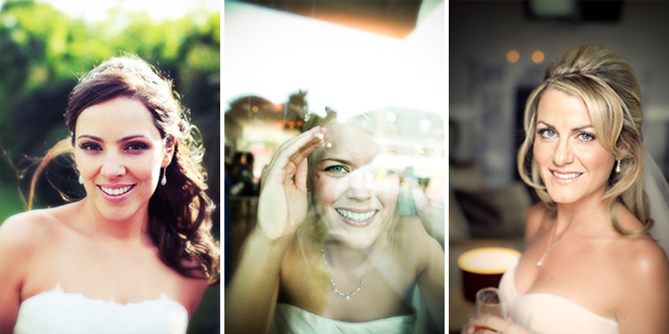 3 women Triptych by Paul Kelly Studio 3 Wedding Photography Ireland